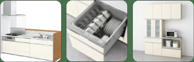 システムキッチン画像